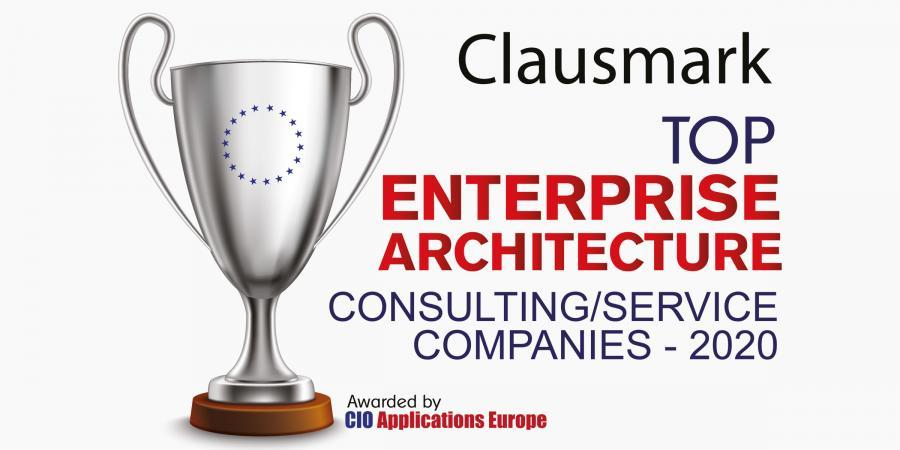 Clausmark is in the Top 10 Consulting / Service Companies