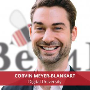Corvin Meyer-Blankart Clausmark Digital University Bee4IT