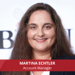 Martina Echtler Account Manager Bee4IT for CIO Enterprise Architecture and Financial Management